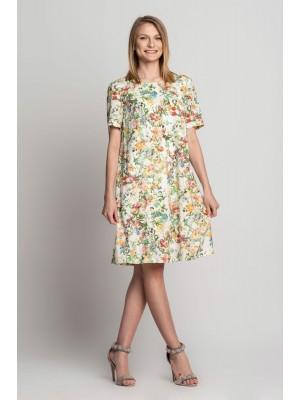 Платье Bialcon луговые цветы