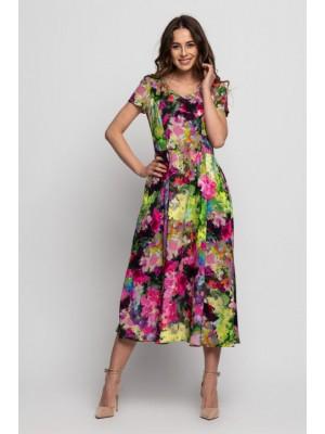 Платье Bialcon в стиле Барселоны
