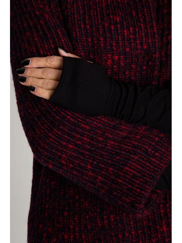 Жакет Bialcon рукава-митенки