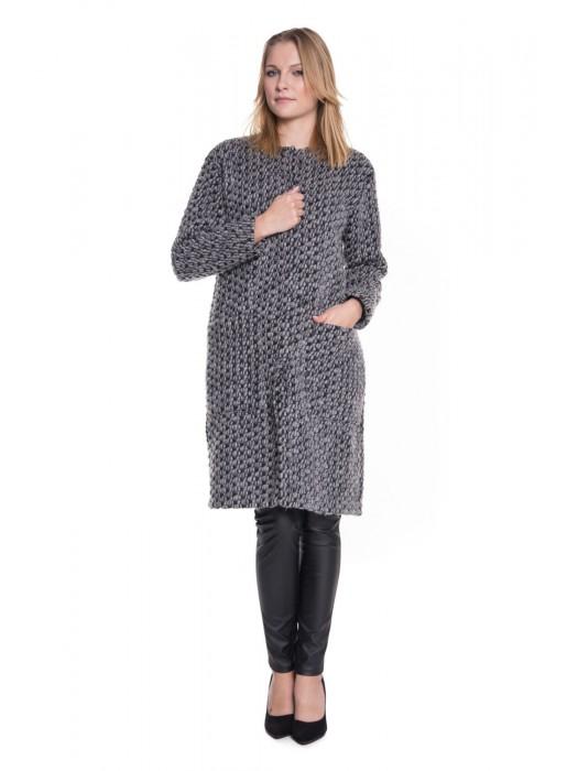 Пальто букле Bialcon (Польша)